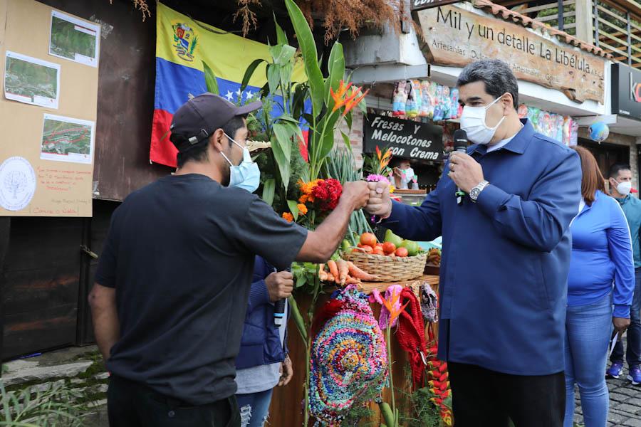 Una comuna en El Ávila: La última 'gran idea' de Nicolás Maduro (+Ley de Ciudades Comunales)
